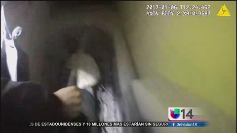 Revelan video en el que un policía de San Francisco dispara contra un ho...