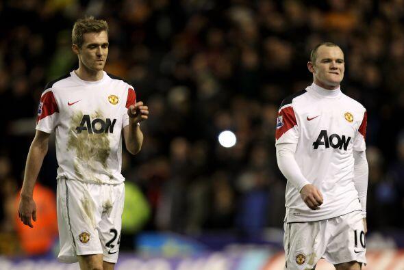 Manchester United perdió ante el Wolverhampton y se quedó sin invicto. C...