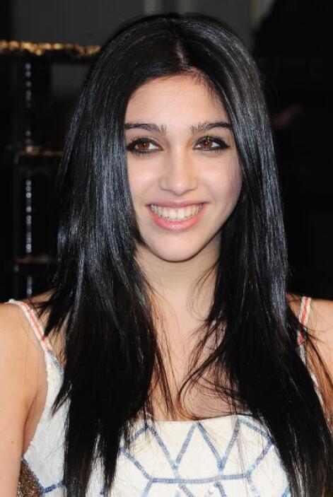 Lourdes León, la hija de Madonna, quiere seguir los pasos de su madre.