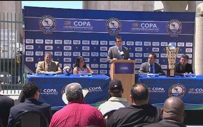 Final de la UNCAF será en Los Angeles