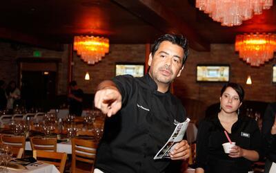 ¿Quién es mi papá?: El chef de Baja California, Javier Plascencia