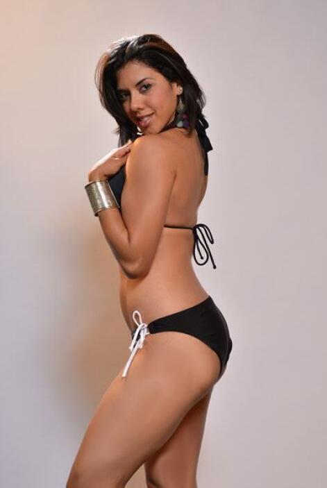 Desirée Collazo quiere tu voto para ser la nueva Miss Colita Otoñal.
