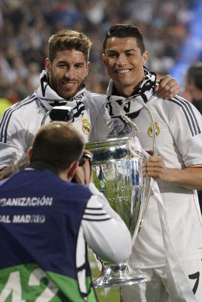 Cristiano tuvo una temporada casi perfecta con el Real Madrid pues, aunq...