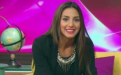 Gabriela Alvarez sorprendió a sus ex compañeras de NBL