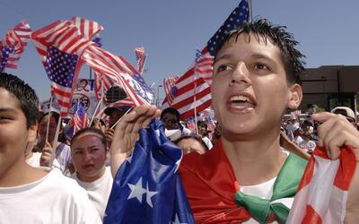 En Estados Unidos hay 5.8 millones de inmigrantes indocumentados mexican...