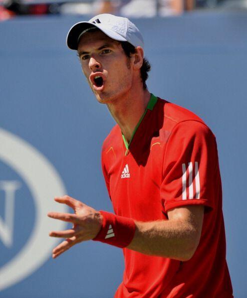 Andy Murray se clasificó para la semifinal del Abierto de Estados Unidos...