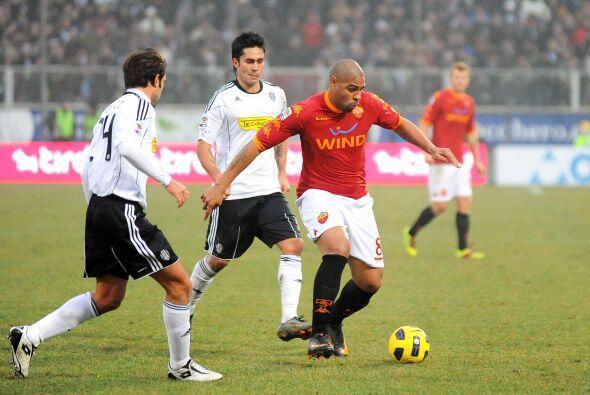 El gol no caía e incluso ingresó al campo el brasile&ntild...