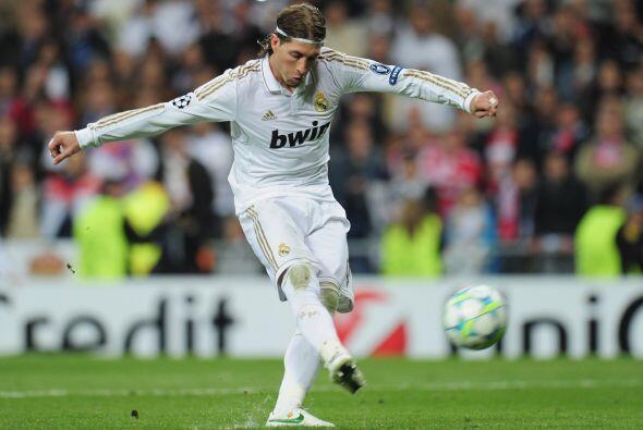 Sergio Ramos: su paso al centro de la defensa es una de las claves del &...