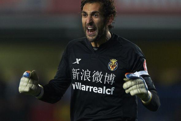 Gran parte de la culpa de este empate la tuvoel portero del Villarreal D...