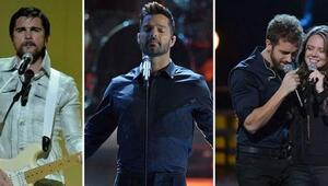 La música pop se hizo presente en los Latin Grammy y fue la encargada de...