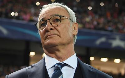 El mundo del fútbol mostró su indignación por el despido de Ranieri del...