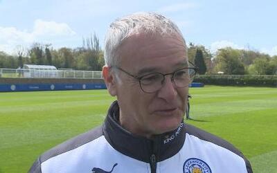 """Claudio Ranieri: """"No esperábamos esto, pero el secreto es la harmonía y..."""