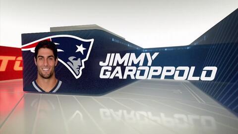 Jimmy Garoppolo salió avante en la Semana 1