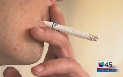 Lanzan un programa para dejar de fumar