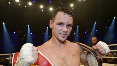 Daniel Geale ya esta en Estados Unidos para enfrentar a Miguel Cotto.