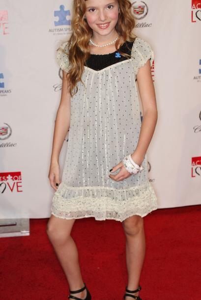 """Annabella Avery Thorne nació el 8 de octubre de 1997 en el """"..."""