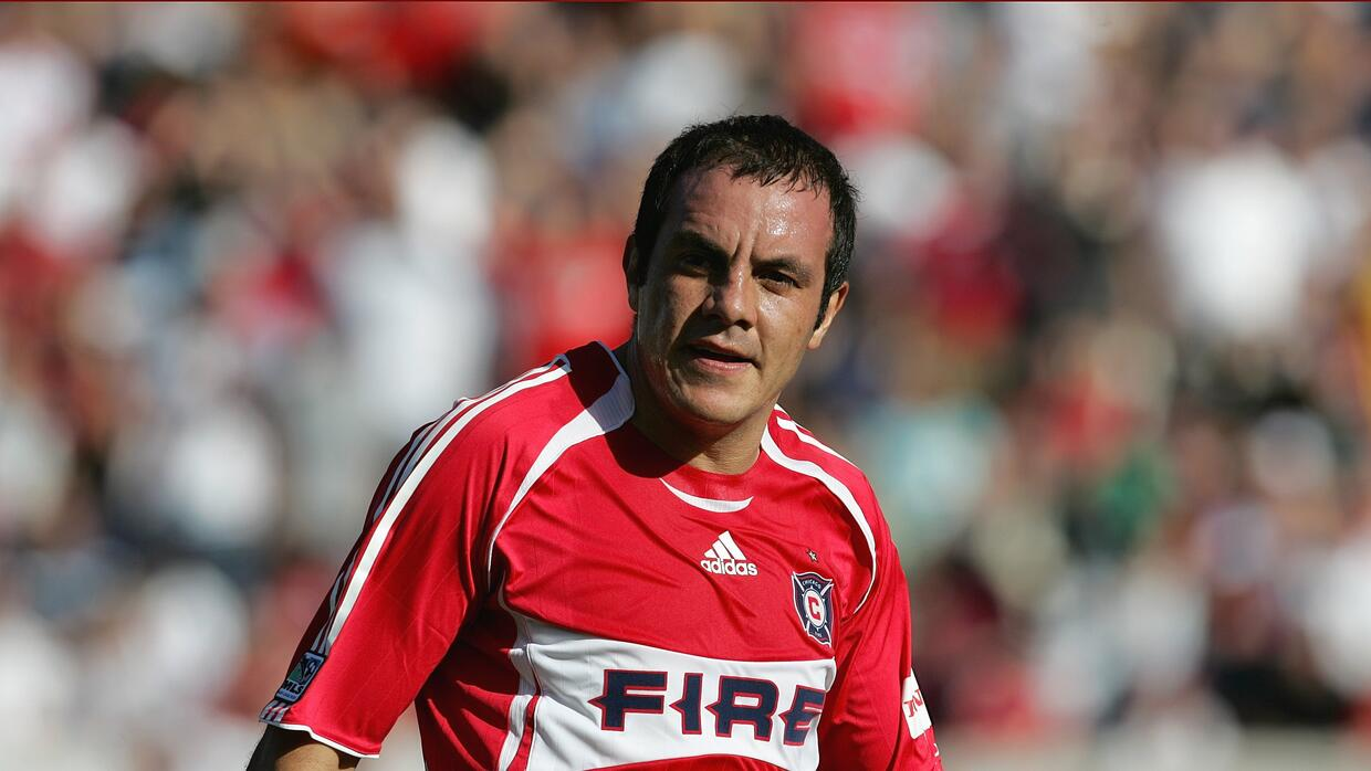 Cuauhtemoc Blanco, Chicago Fire