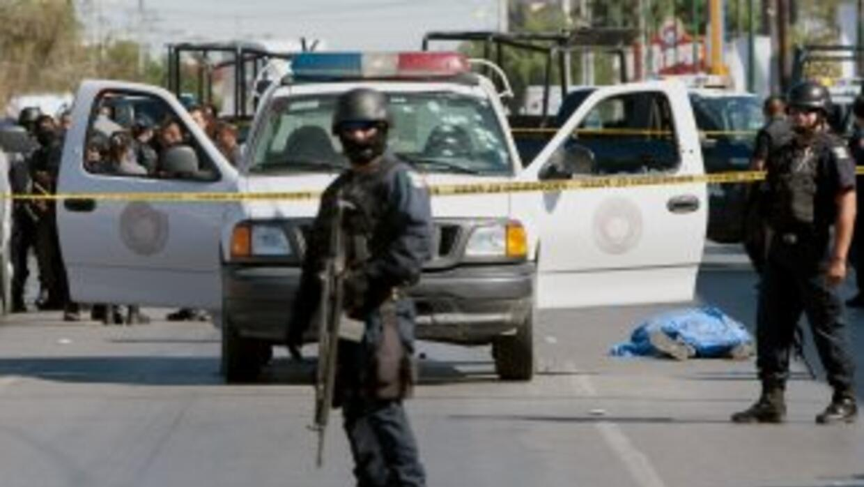 Los estados del norte de México son acechados por la narcoviolencia desa...
