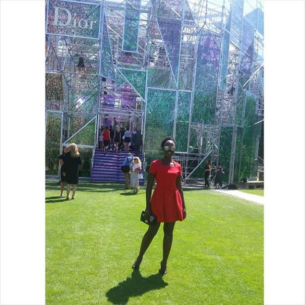 Lupita Nyongo instagram