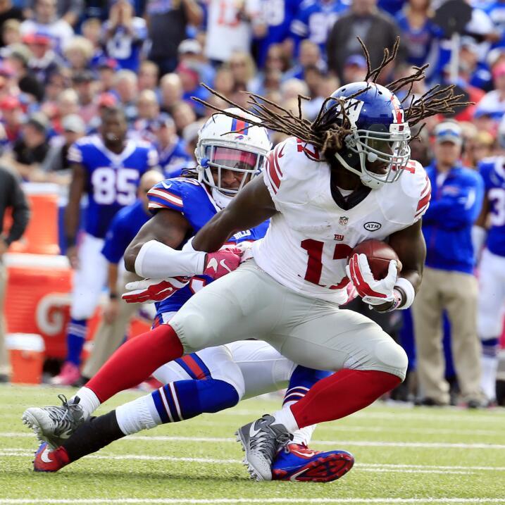 Te presentamos las mejores imágenes en el triunfo de los New York Giants...