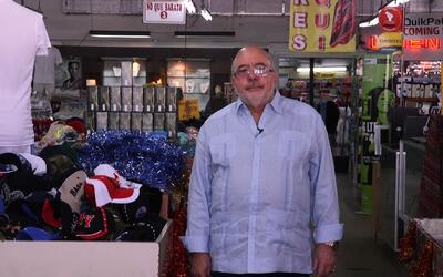 "Serafín creó ""Ño que barato"" en 1996, un..."