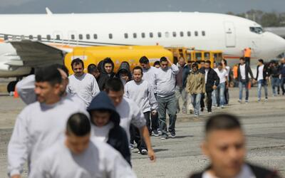 ¿Cuáles son los cambios que ha enfrentado la comunidad inmigrante ante l...