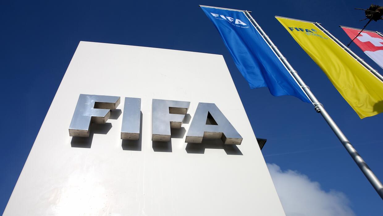 Imagen de las oficinas de la FIFA en Zúrich, Suiza