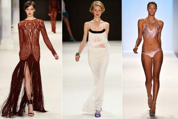 La moda de los 20's regresa con esta camaleónica tendencia, los f...