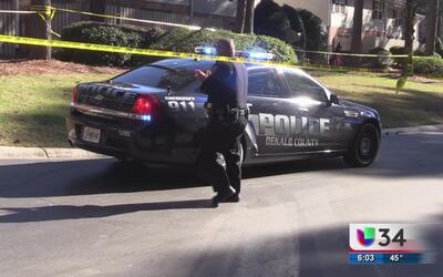 Balacera en DeKalb deja un muerto y dos heridos