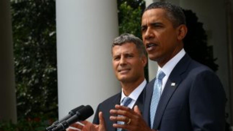 Alan Krueger es el nuevo asesor económico de Barack Obama.
