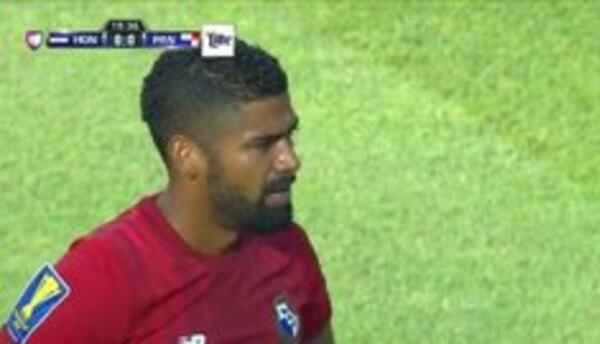 Highlights:Panamá at Honduras on July 10, 2015