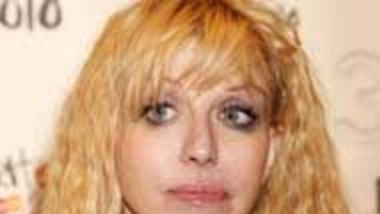 Courtney Love no se considera suicida porque no es adicta a las drogas 2...