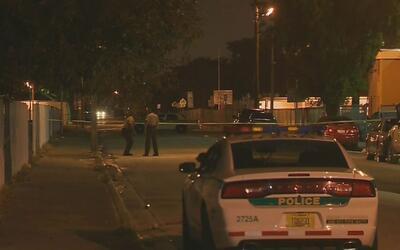 Dos tiroteos ocurrieron en menos de cinco horas en el noroeste de Miami