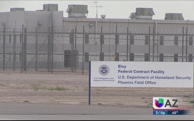 Muertes de inmigrantes en centro de detención de Eloy enciende las alarmas