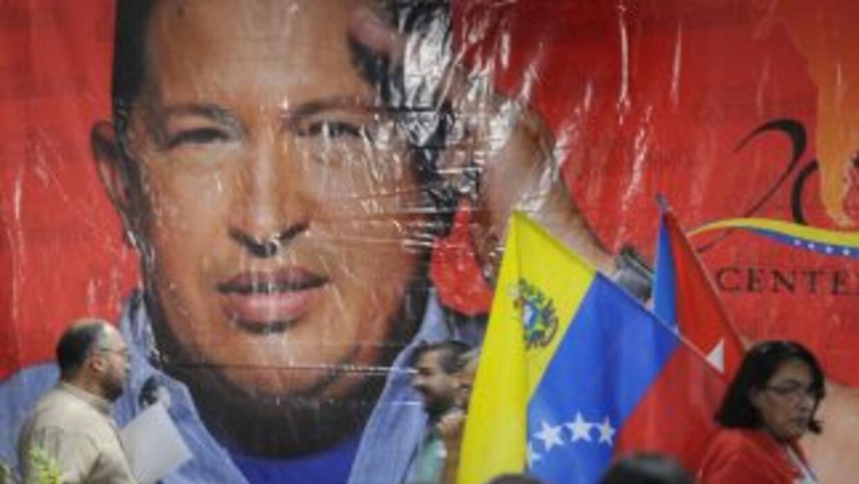 El gobierno de Venezuela anunció la muerte del Hugo Chávez Frías, el mar...