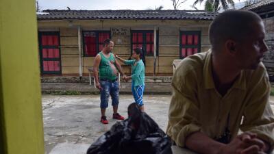 Inmigrantes cubanos en Centroamérica