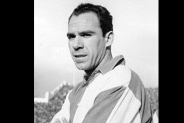 Telmo Zarra había anotado 251 goles en 277 partidos, todos con el...