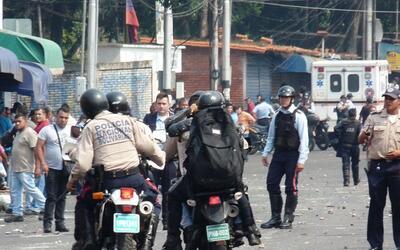 Venezuela violencia (Imagen de archivo)