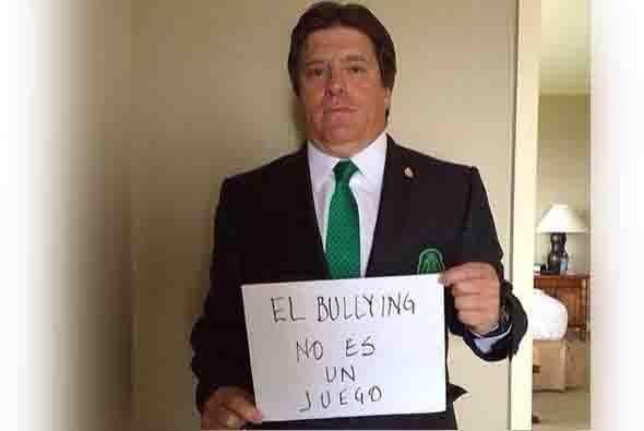 El exfutbolista y entrenador de la Selección Mexicana de Fútbol, Miguel...