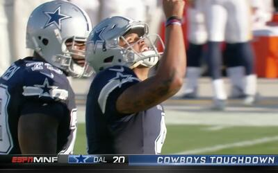 Dak Prescott highlights