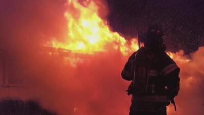 No se reportaron lesionados tras incendio en el sur de Sacramento