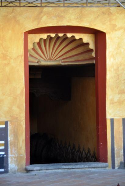 Puebla, la capital del estado del mismo nombre en el centro de Mé...