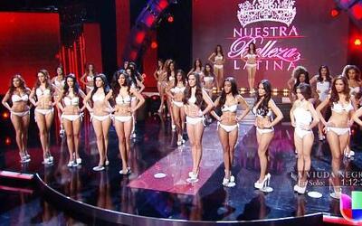 Las doce chicas que disputan las seis llaves restantes de la mansión de...