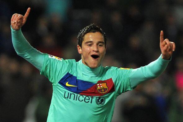 El holandés Ibrahim Afellay puso el 3-0.