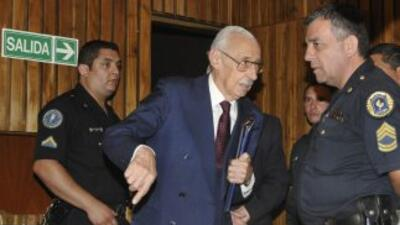 El ex represor argentino Rafeal Videla fue sentenciado a cadena perpetua...