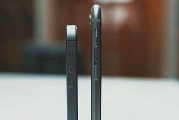 El tamaño ideal. El nuevo móvil de Apple es mucho más grande que sus pre...