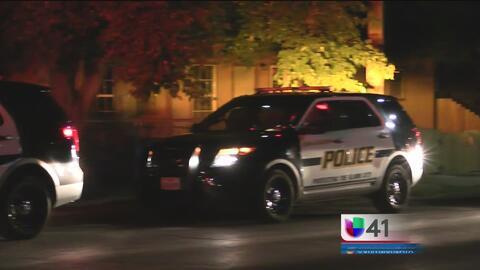Balacera moviliza a policías al oeste la ciudad