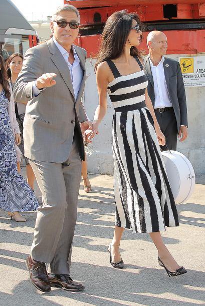 Clooney era considerado el soltero de oro, pero con Amal todo cambió, se...