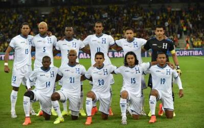 Selección Honduras Copa Oro 2015