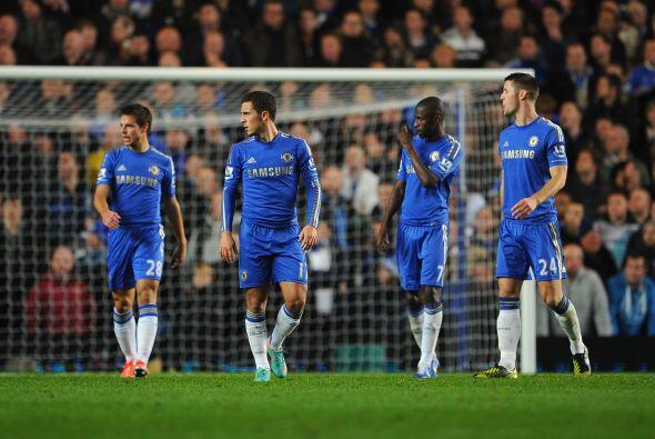 Con esta derrota, los 'Blues' siguen en la punta de Inglaterra, pero ya...